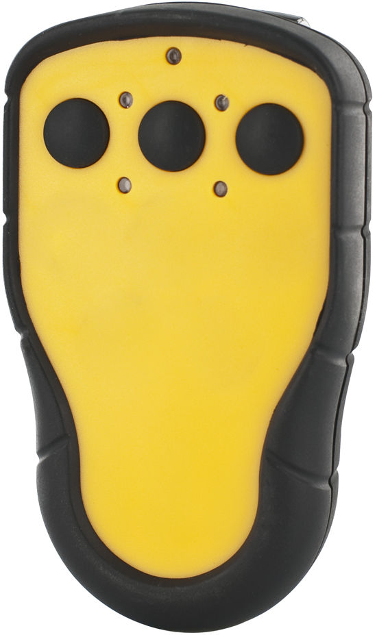 Panther 3 button Remote