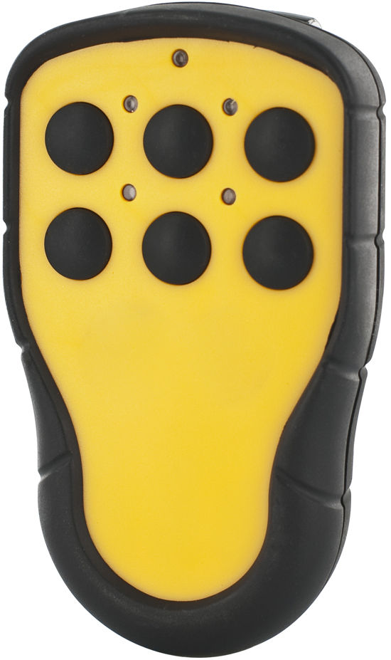 Panther 6 button Remote