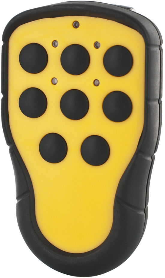 Panther 8 button Remote